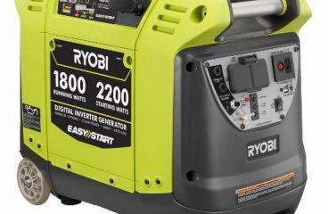 Kompaktni prenosni agregat Ryobi