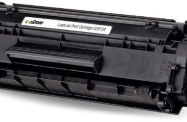 Menjava kartuše pri laserskem tiskalniku
