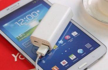 Power bank omogoča nemoteno uporabo sodobnih naprav